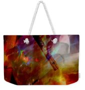 It Is About Time Intersecting Depth Of Heart Weekender Tote Bag