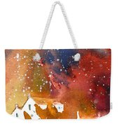 It Is Always Snowing Somewhere 01 Weekender Tote Bag