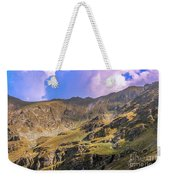 It Is Cold Up There Weekender Tote Bag