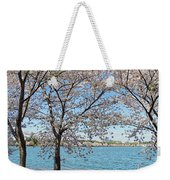 It Must Be Spring In Washington Weekender Tote Bag