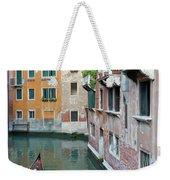 It Must Be Venice Weekender Tote Bag