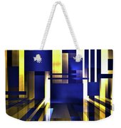 Where The Light Exists Weekender Tote Bag