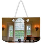 It Was Colonel Mustard In The Conservatory With The  Weekender Tote Bag