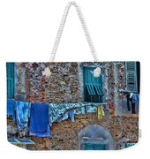 Italian Clothes Dryer Weekender Tote Bag