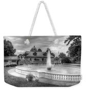 Italian Fountain Maymont B And W Weekender Tote Bag