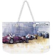 Italian Gp1937 Livorno  Weekender Tote Bag