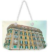 Italian Style Weekender Tote Bag