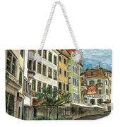 Italian Village 1 Weekender Tote Bag