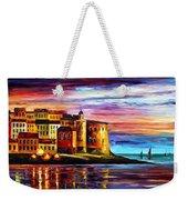 Italy - Liguria Weekender Tote Bag