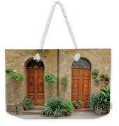 Italy - Door Seventeen Weekender Tote Bag