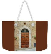 Italy - Door Twelve Weekender Tote Bag