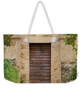 Italy - Door Twenty Five Weekender Tote Bag