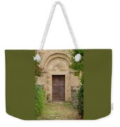 Italy - Door Twenty Five Weekender Tote Bag