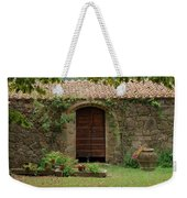 Italy Door Twenty Four Weekender Tote Bag