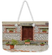 Italy - Door Twenty Two Weekender Tote Bag