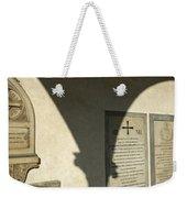 Italy, Florence, Biblioteca Medicea Weekender Tote Bag