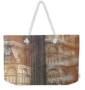 Italy, Florence, Duomo And Campanile Weekender Tote Bag