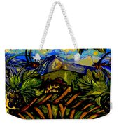 Italy Graphics Weekender Tote Bag