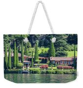 Italy Home Weekender Tote Bag