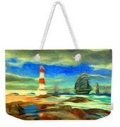 Itapua Lighthouse 1 Weekender Tote Bag