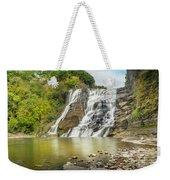 Ithaca Falls Weekender Tote Bag