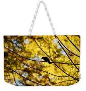 It's A Bird Weekender Tote Bag