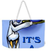 It's A Boy Weekender Tote Bag