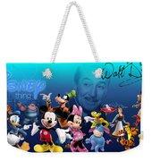 Its A Disney Thing Weekender Tote Bag