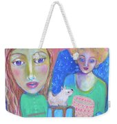 It's A Party Weekender Tote Bag