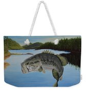 It's All About The Bass Weekender Tote Bag