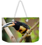It's All About The Beak Weekender Tote Bag