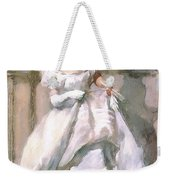 It's All About The Dress Weekender Tote Bag