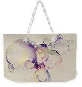 It's All In The Bubble Weekender Tote Bag