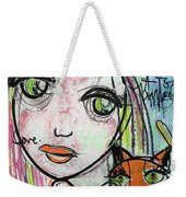 It's Amazing How Much I Love My Cat Weekender Tote Bag