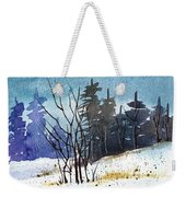 It's Cold Outside Weekender Tote Bag