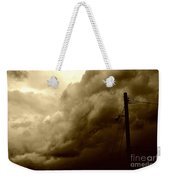 It's Coming Weekender Tote Bag