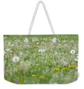 It's Dandelion Time Weekender Tote Bag