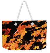 It's Fall Weekender Tote Bag