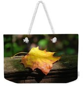 Its Fall Weekender Tote Bag