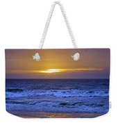 It's Going To Be A Lovely Day Weekender Tote Bag