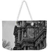 It's In The Details - Philadelphia City Hall Weekender Tote Bag