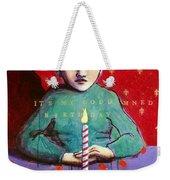 Its My Gd Birthday Weekender Tote Bag