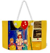 Its My Party Weekender Tote Bag