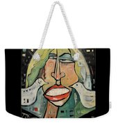 Its Not Nice To Fool With Mother Nature Weekender Tote Bag