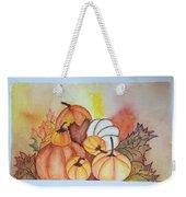 It's Pumpkin Time Weekender Tote Bag