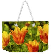 It's Springtime Again Weekender Tote Bag