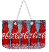 It's The Real Thing Weekender Tote Bag