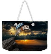 It's The Thrill Of The Flight Weekender Tote Bag