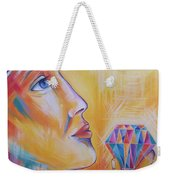 It's Time To Shine Weekender Tote Bag
