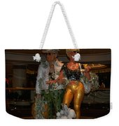 Its Vegas Baby Weekender Tote Bag